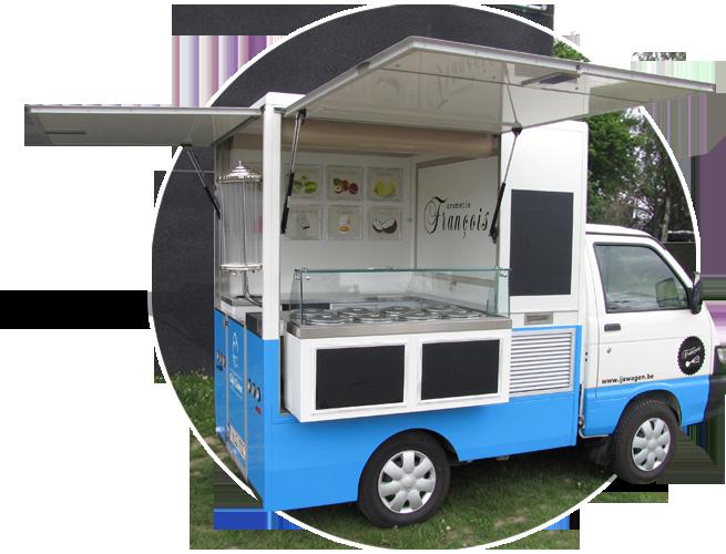 Piaggio ijswagen